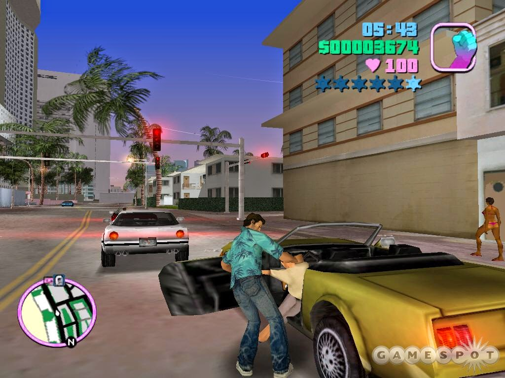 Скачать Grand Theft Auto Vice City 1 7 для Android