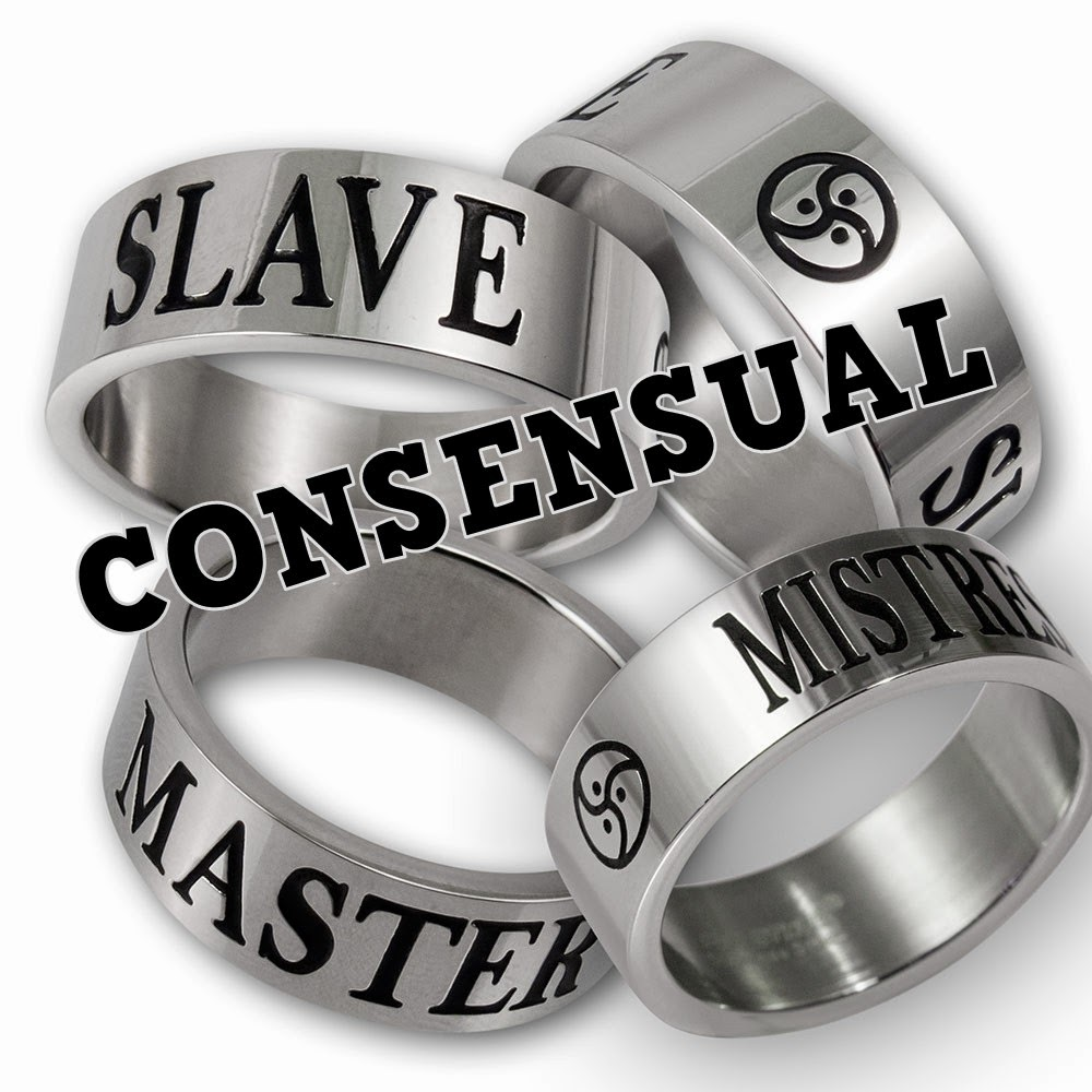 BDSM Consensual slavery