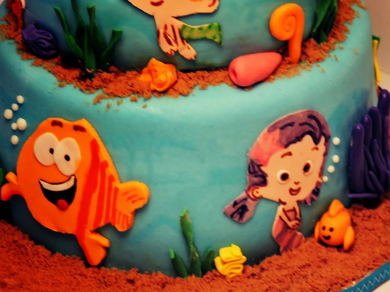how to make bubble guppies