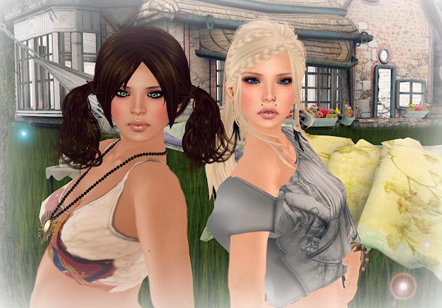 CloseFlower Nature Girls: A Perfect Wardrobe Looksie