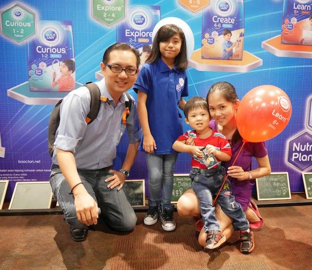 Dutch Lady Milk Milestone Walk & Consumer Launch @ Sunway Convention Centre