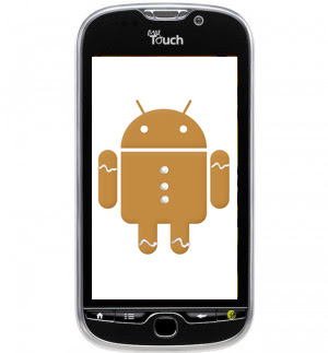 myTouch 4G Android 2.3