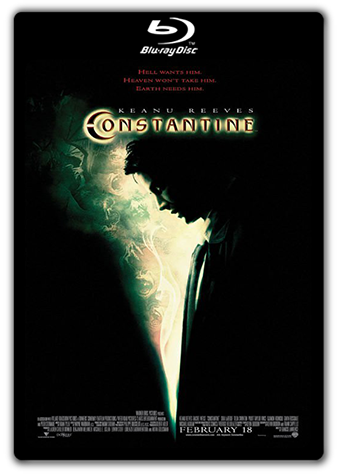 Constantine (2005) 720p BRRip Dual Audio 550MB Free Mediafire