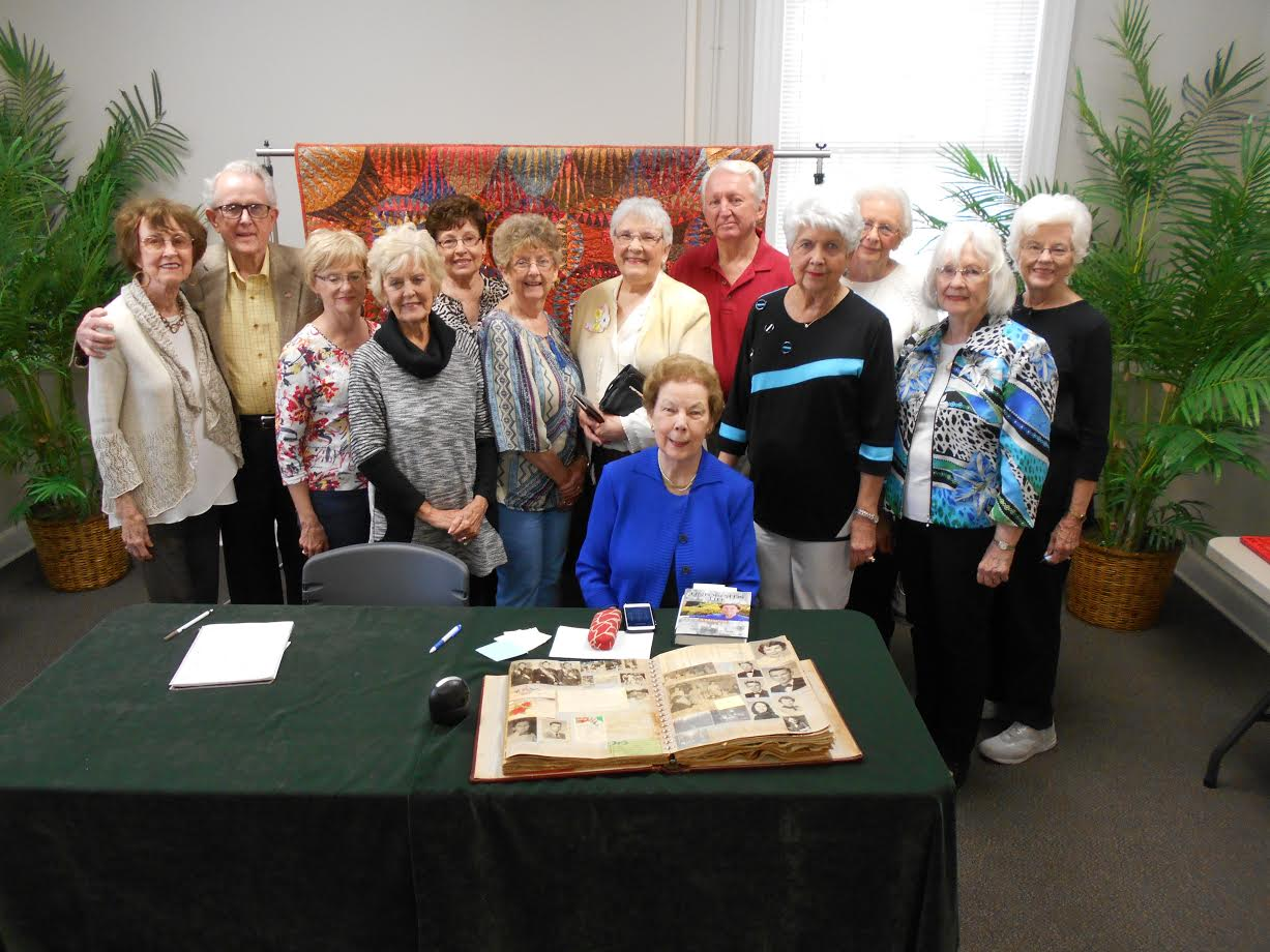 Mary Ann Connell Book Signing