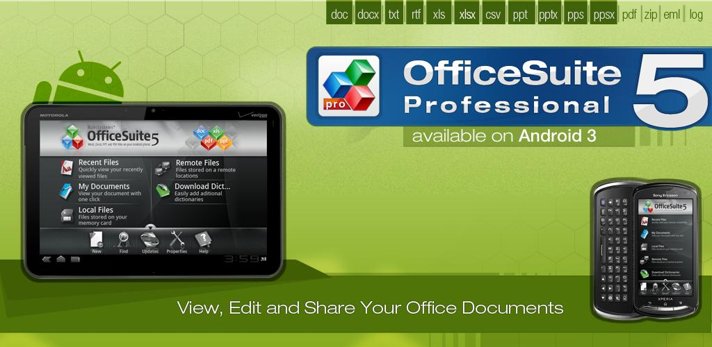 android office software free