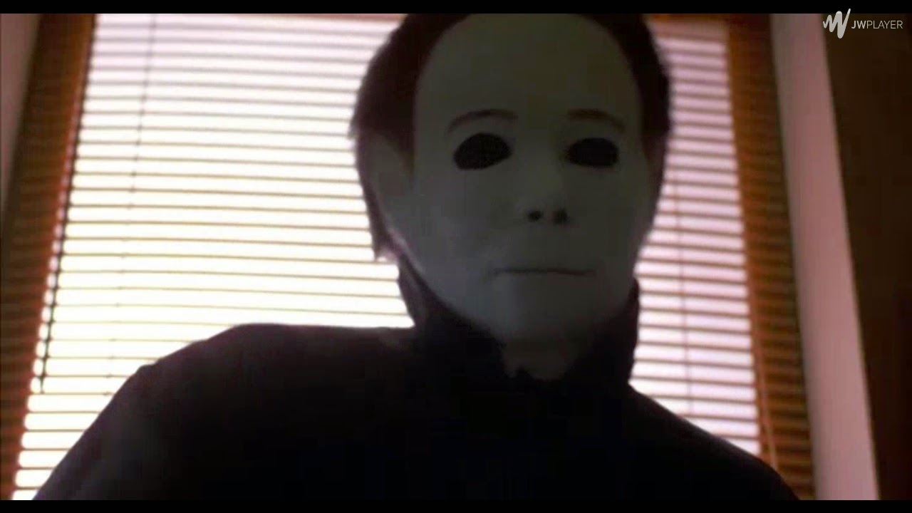 Michael Myers Mask Halloween 4