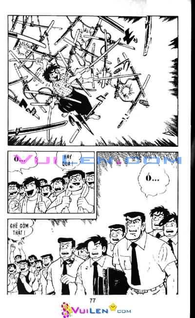 Siêu quậy Teppi chap 6 - Trang 78
