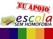 DIGA NÃO À HOMOFOBIA!