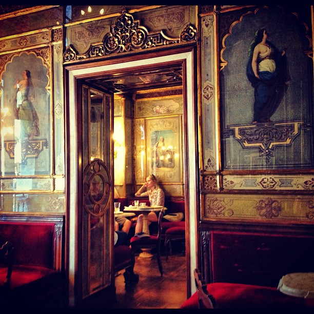 Place - Cafe Florian