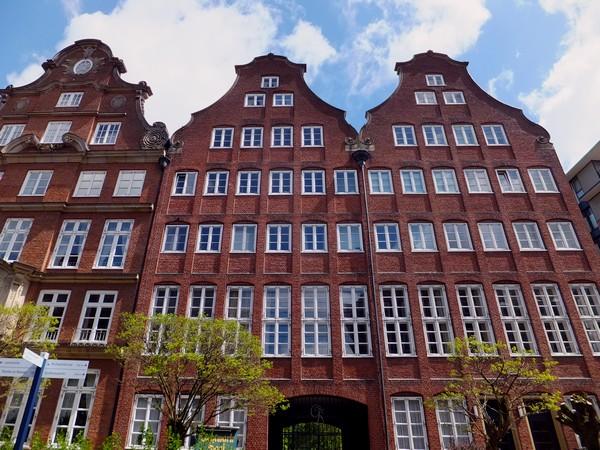 Hambourg Hamburg Peterstrasse