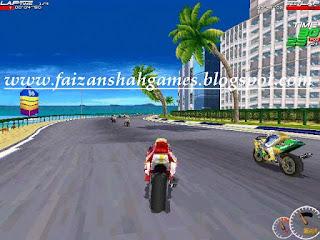 Moto racer 1 cheats