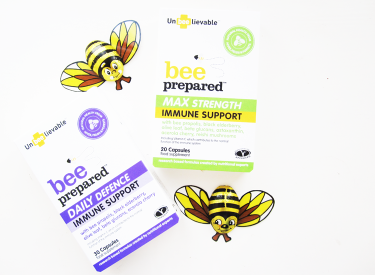 Unbelievable Health Bee Prepared Daily Defence Immune Support & Max Strength Immune Support review
