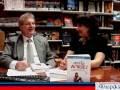 """Συνέντευξη για το """"Αντίο, Άγχος!"""" στο βιβλιοπωλείο Φλωράς"""