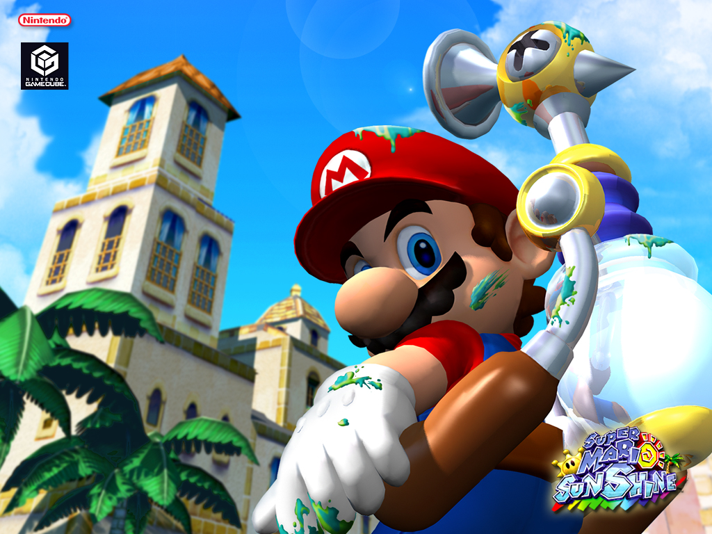 Super Mario HD & Widescreen Wallpaper 0.51814435254076