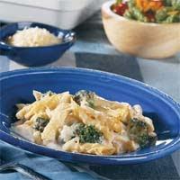 Broccoli and Pasta Bianco