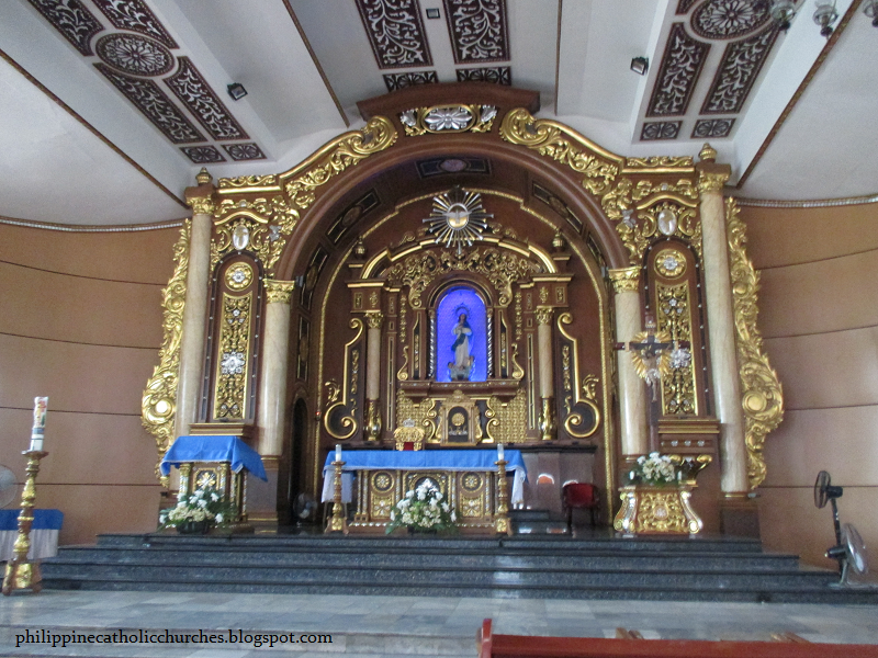IMMACULATE CONCEPTION PARISH CHURCH, Marikina City, Philippines