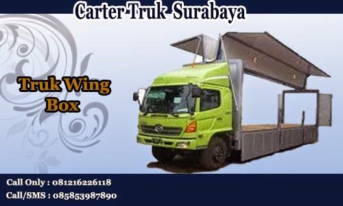 Carter Truk Wing Box Surabaya