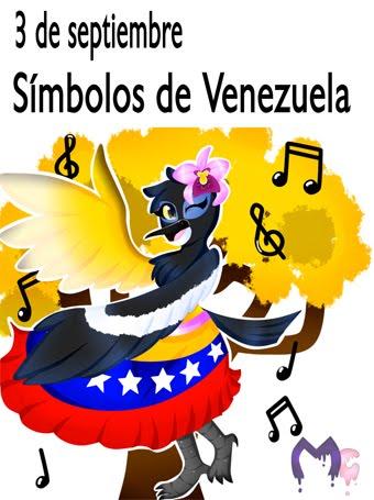 Venezuela y sus símbolos nacionales
