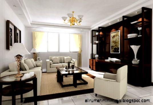 Interior Ruang Tamu Minimalis Yang Modern  Cara Mendesain Rumah