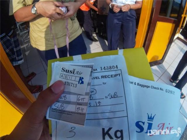 Tiket Pesawat Susi Air