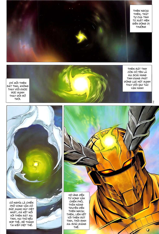 Chiến Phổ chap 19 - Trang 2