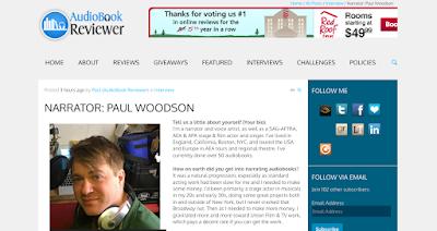 http://audiobookreviewer.com/interview/narrator-paul-woodson/