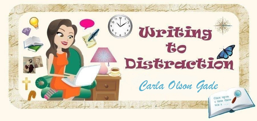 Writing to Distraction
