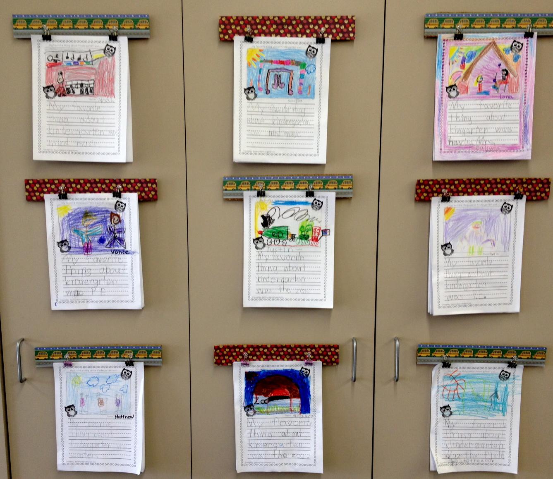 Classroom Review Ideas ~ Kindergarten lifestyle how to make mini corkboards