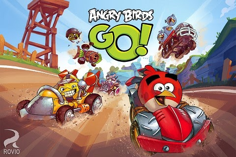 Angry Birds GO Free Android Game