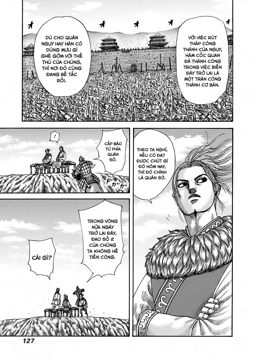 Kingdom - Vương Giả Thiên Hạ Chapter 290 page 13 - IZTruyenTranh.com