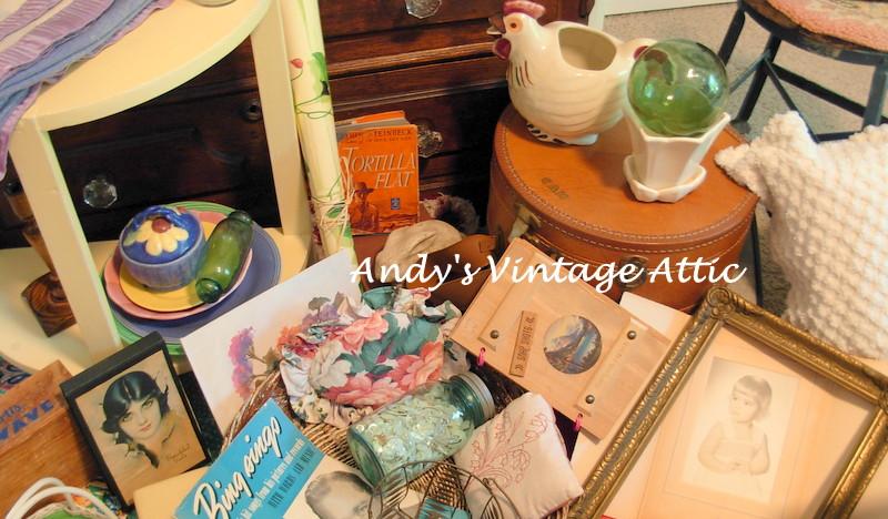 Andy's Vintage  Attic