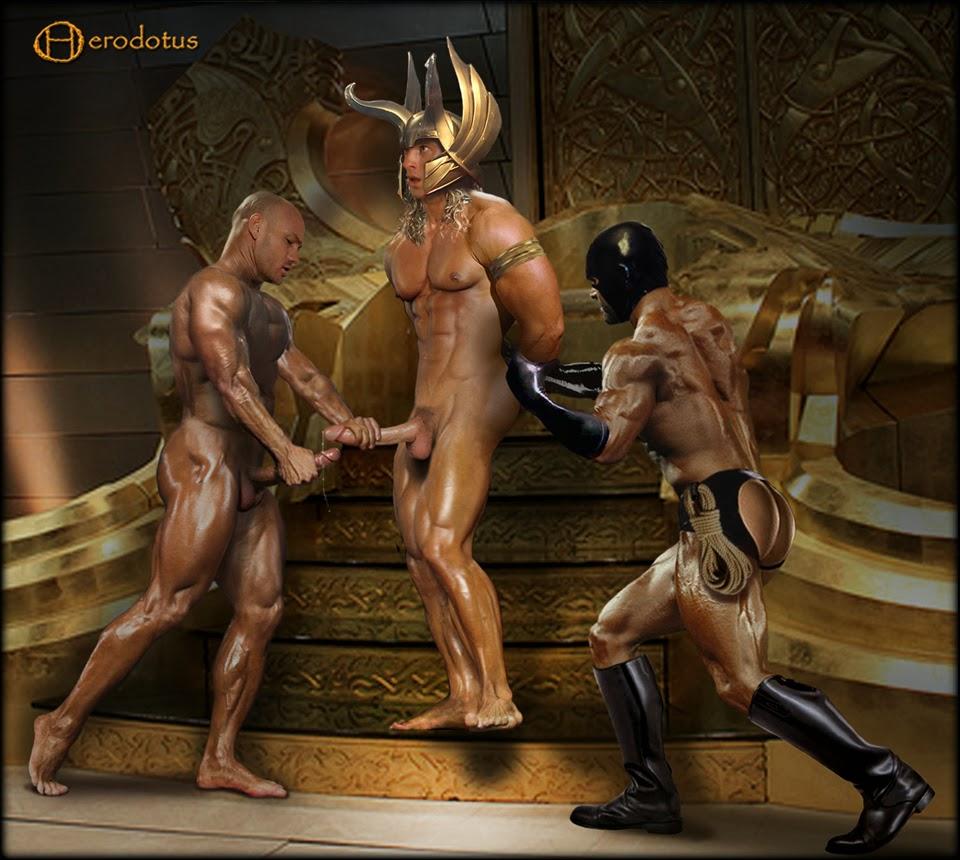 from Chaim herodotus gay art