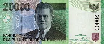 Pahlawan Otto Iskandar Dinata di mata uang Rp 20.000