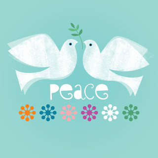 Amy Cartwright | Peace Doves
