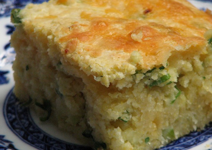 Tonight Ladies? *RECIPES*: Jalapeno and Cheddar Cheese Cornbread