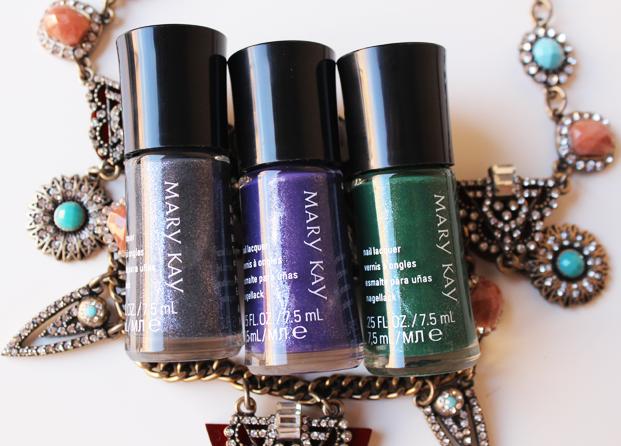 Midnight Jewels la nueva colección de maquillaje de Mary Kay