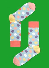 CALCETINES HAPPY SOCKS MODELO BIG DOT (SS13)