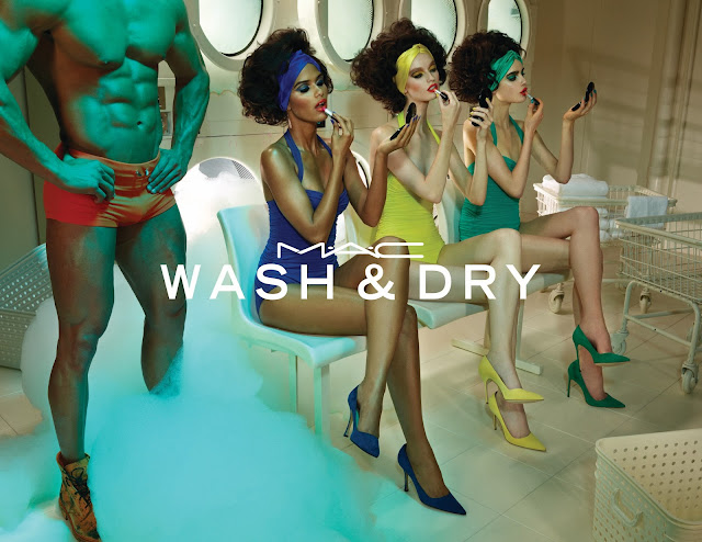 Press Release: MAC Wash & Dry Collection - June 1st, 2015