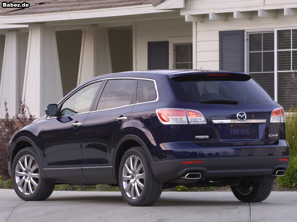 New Cars Update Mazda Cx9