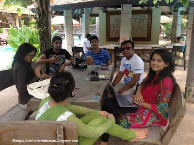 Film Director Mostofa Kamal Raj