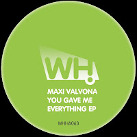 Maxi Valvona You Gave Me Everything EP What Happens!