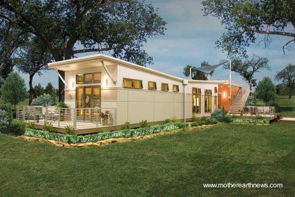 Construcción residencial basada en principios de sustentabilidad