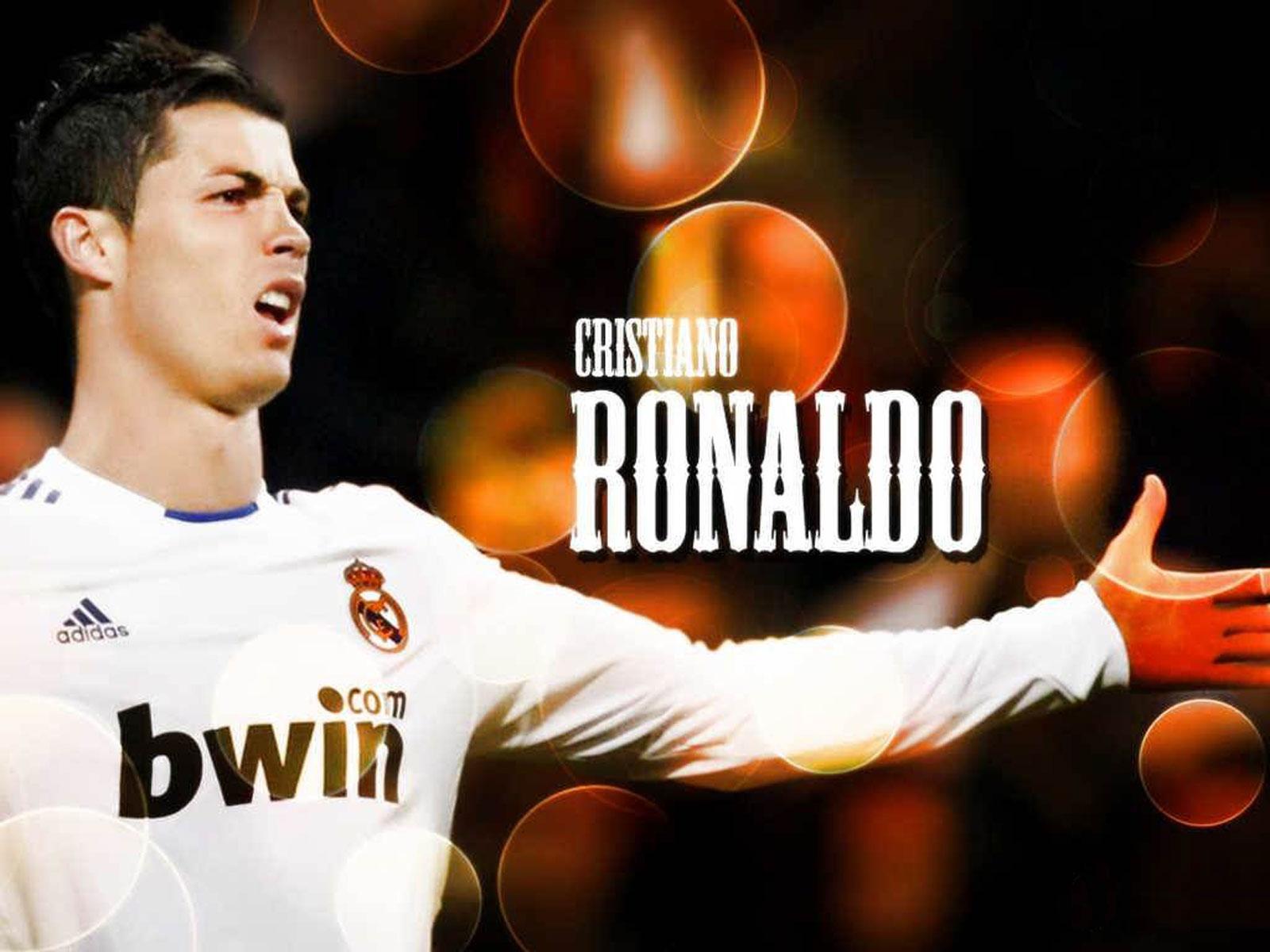 Cristiano Ronaldo 2012 Wallpapers