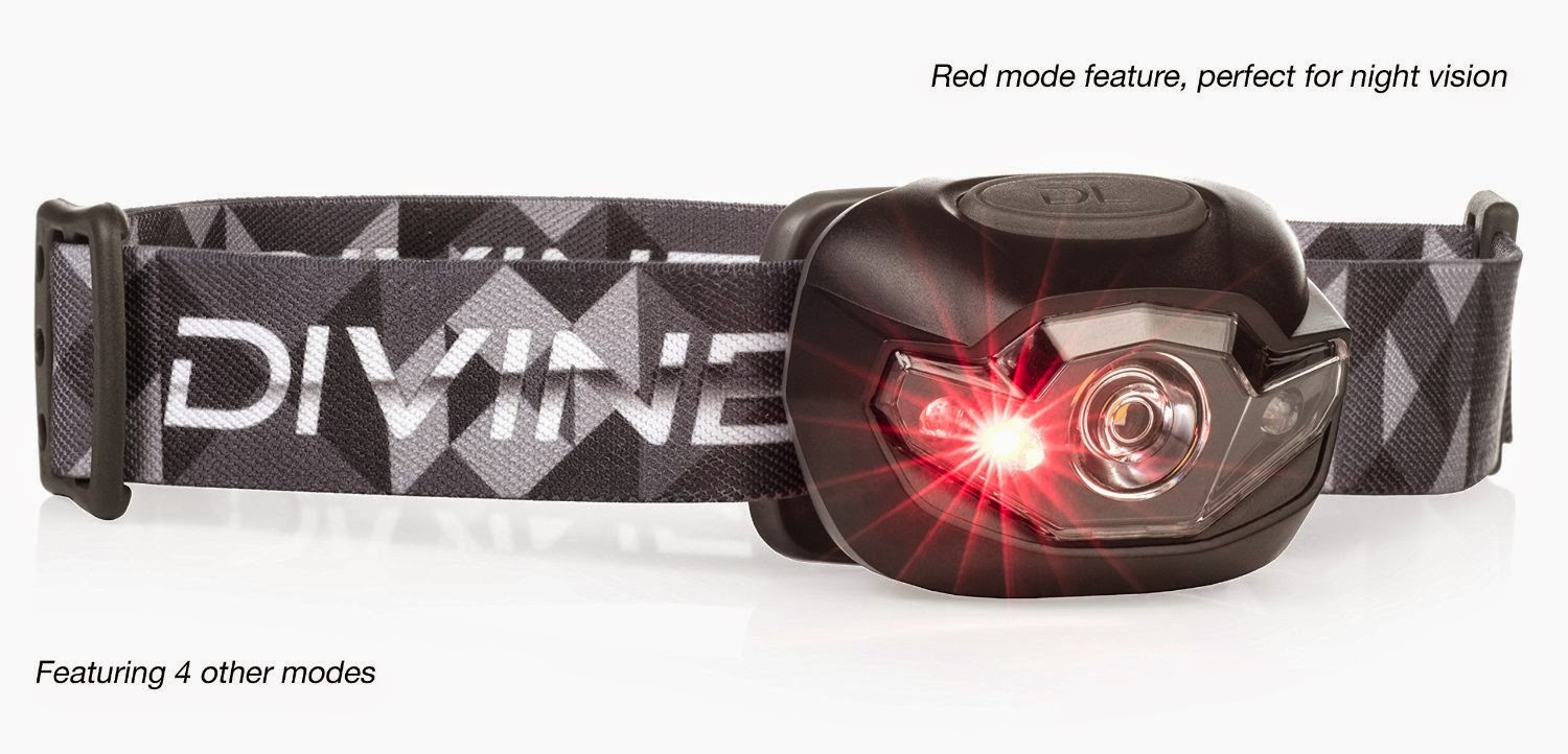 Divine LEDs XE Series Headlamp
