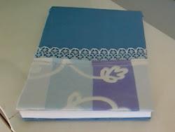 o bloco de notas