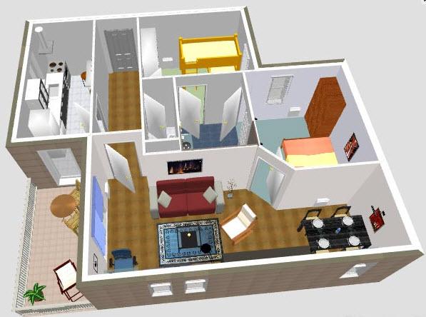 Como hacer planos para casas f cilmente programas gratis for Programa para hacer casas gratis