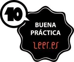 Tenemos el Sello Buenas Prácticas de Leer.es