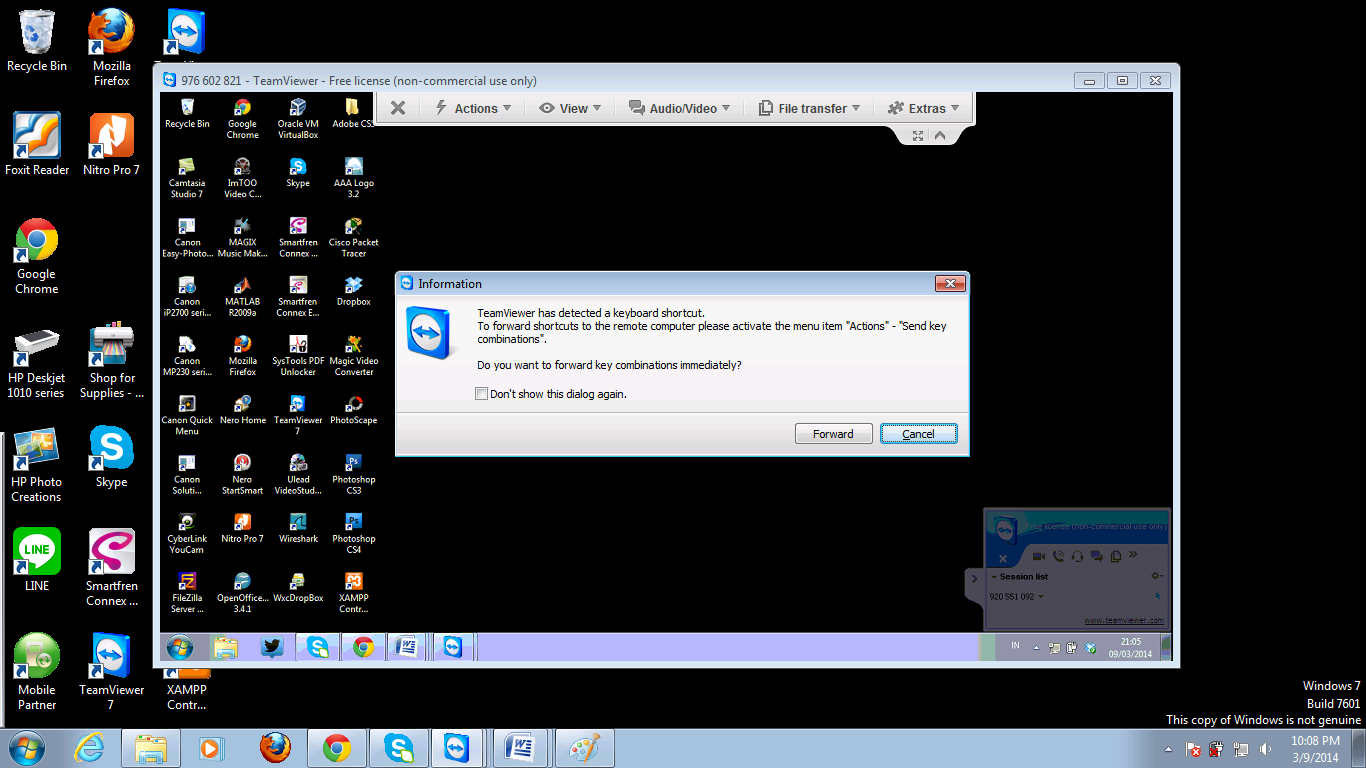 how to get partner id in teamviewer