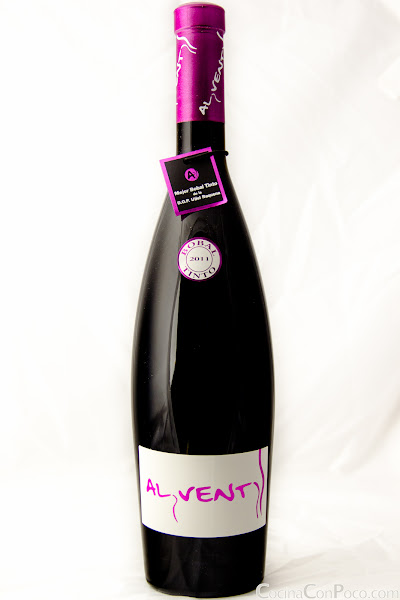 Al Vent - Tinto Bobal 2011