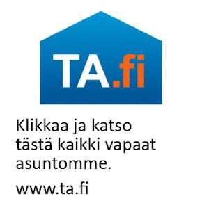 TA.fi - sivuston vapaat asunnot